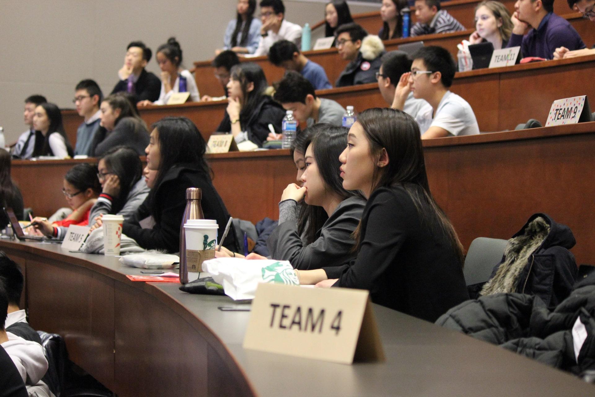 Young Investor Program Teams