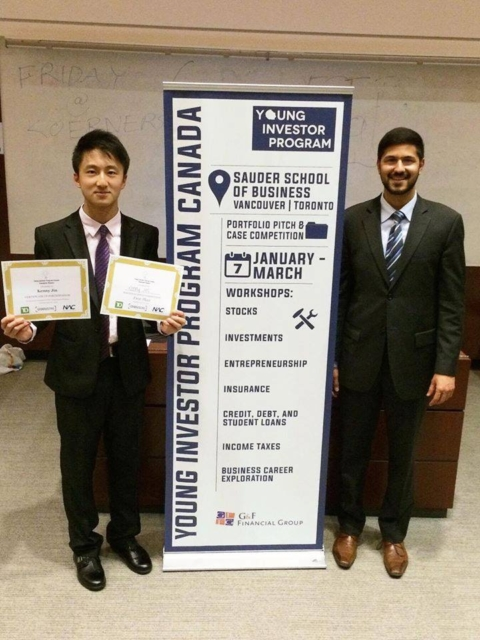 Young Investor Program Awards